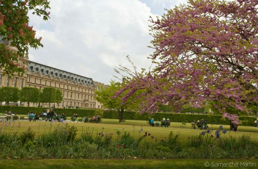 Gardens - Jardin des Tuileries