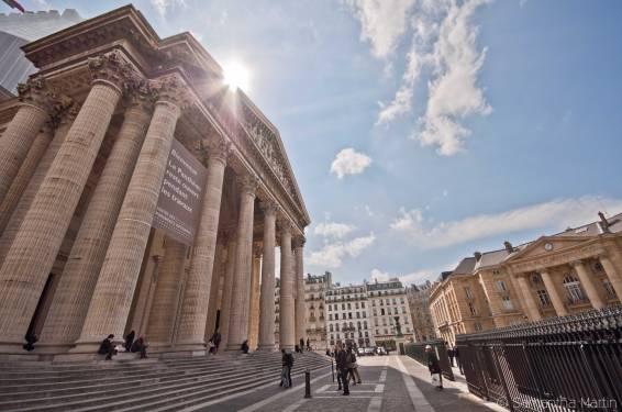 Panthéon exterior