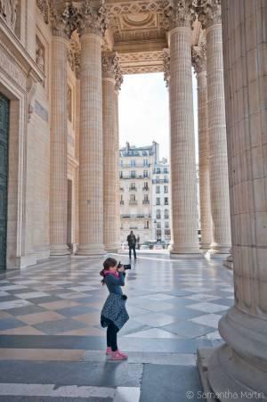 Panthéon entry