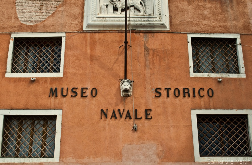 Naval history museum
