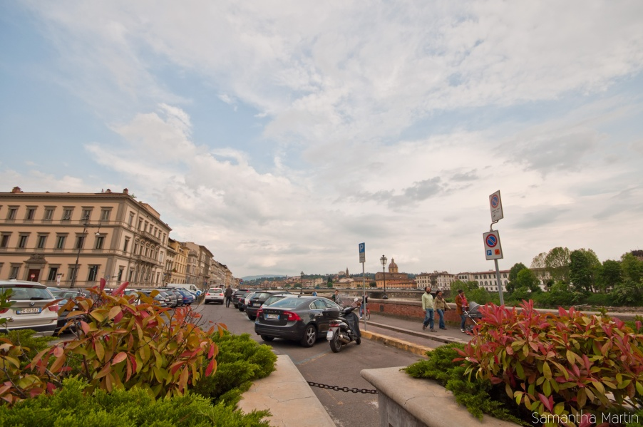 Florence car park